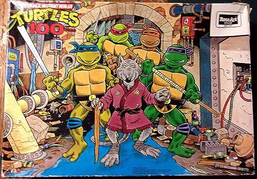 Amazon.com: Splinter Teenage Mutant Ninja Turtles Puzzle ...