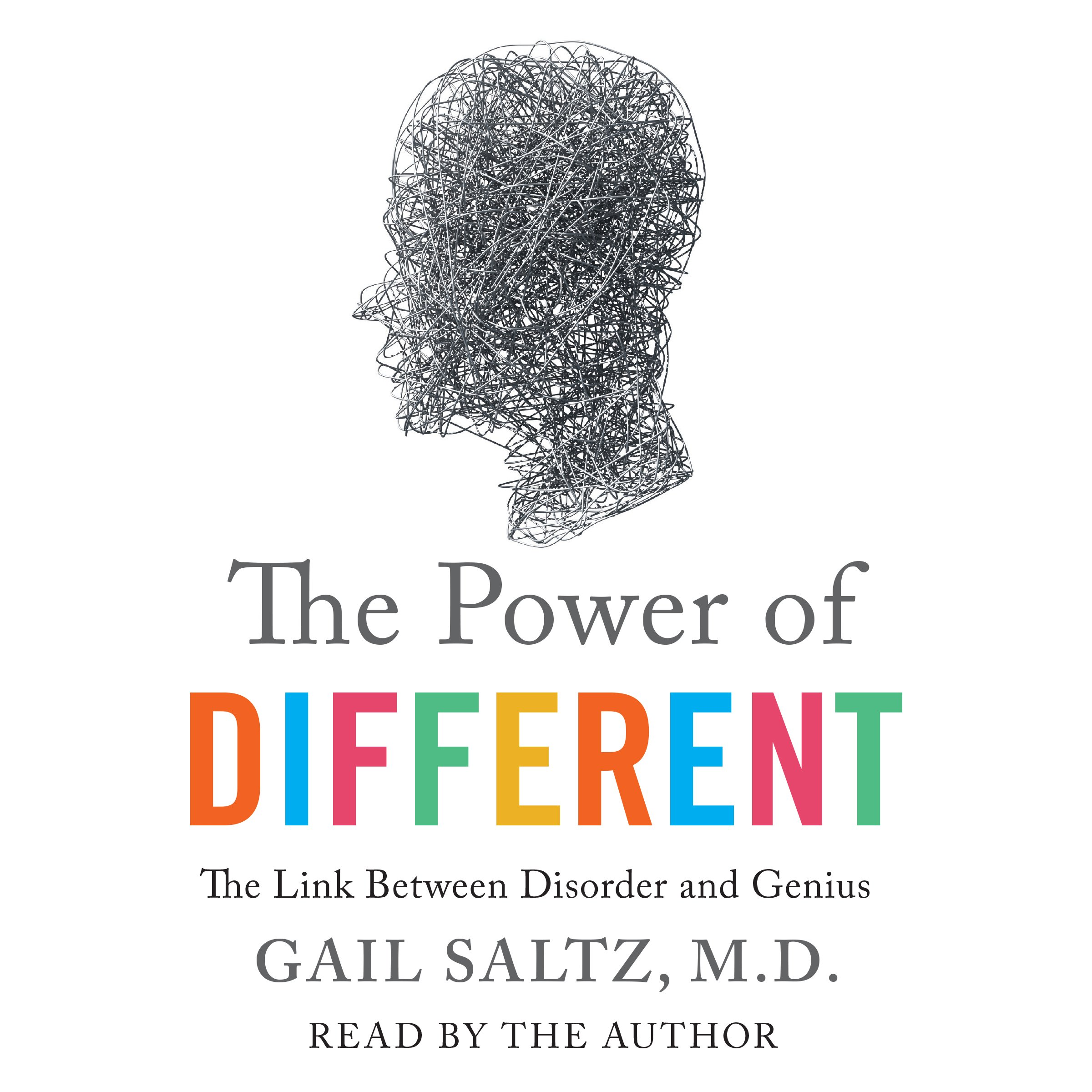 The Power of Different: The Link Between Disorder and Genius by Macmillan Audio (Image #1)