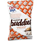 Chex Mix Muddy Buddies Peanut Butter Chocolate 7 oz Bag, Pack of 10