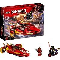 LEGO NINJAGO Katana V11 70638 Building Kit 257 Pieces