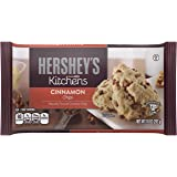 HERSHEY'S Kitchens Baking Pieces, Cinnamon Chips, Gluten Free, 10 Ounce Bag (Pack of 6)