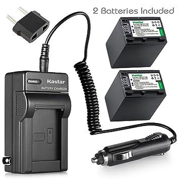 Cargador de Batería para Sony Handycam HDR-XR500//HDR-XR520 videocámara//cámara de vídeo