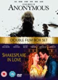 Anonymous (2011) / Shakespeare in Love (1999) - Double Pack [DVD]