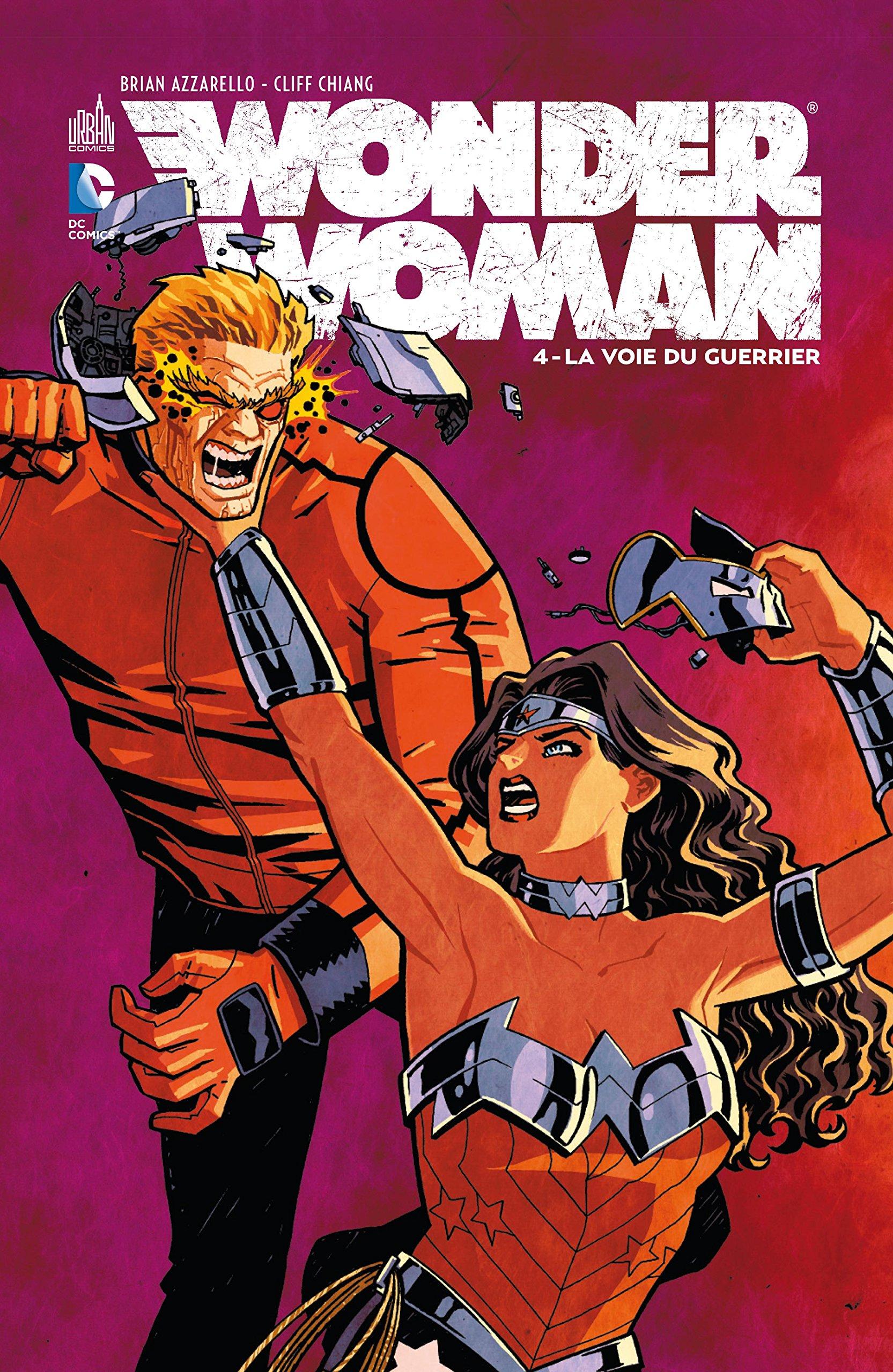 liste comics wonder woman