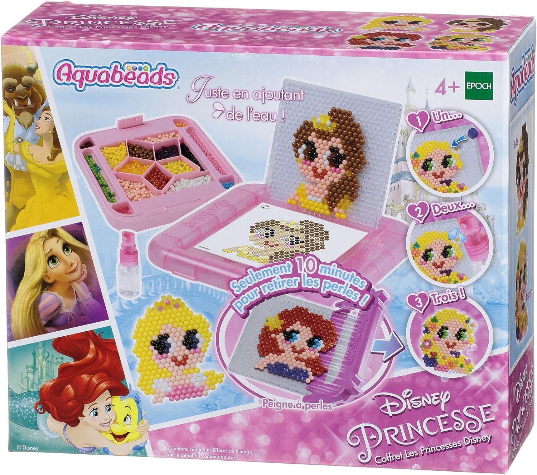Aquabeads 31029 - Estuche de Las Princesas Disney: Amazon.es: Juguetes y juegos