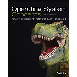 Operating System Concepts, 10th Edition