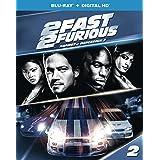 2 Fast 2 Furious [Blu-ray + Digital HD] (Bilingual)