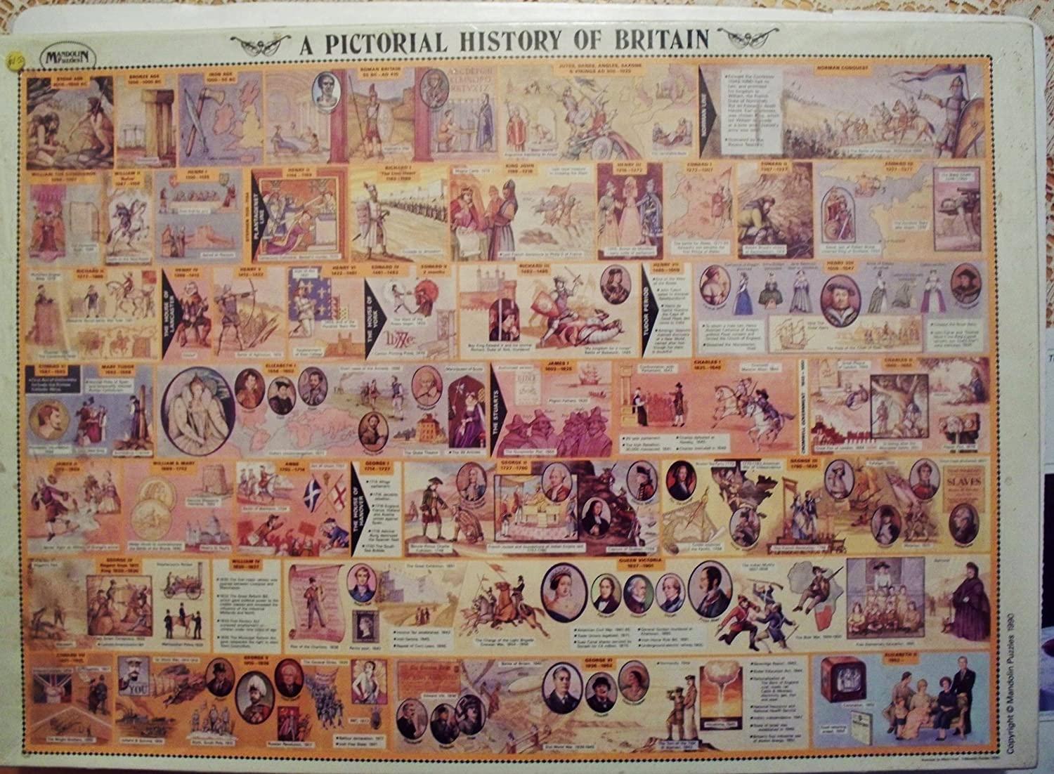 A Pictorial History of Britain 91xw2Br2tVqLSL1500_
