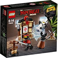 LEGO Ninjago Movie Spinjitzu Training 70606 Playset Toy