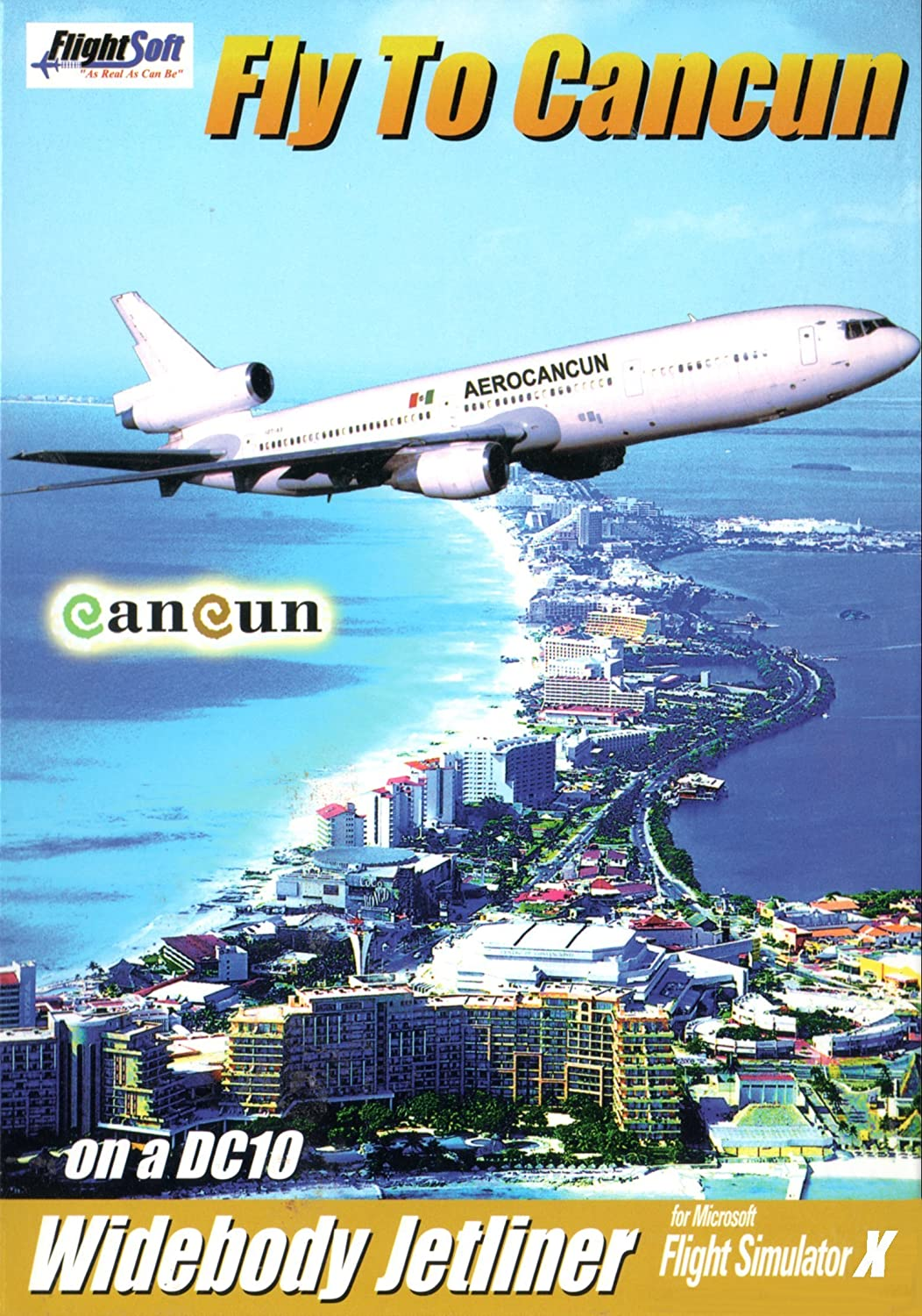 Amazon com: Fly To Cancun FSX [Download]: Video Games