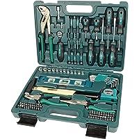 Brüder Mannesmann Werkzeuge 87piezas) maletín de herramientas, 1pieza