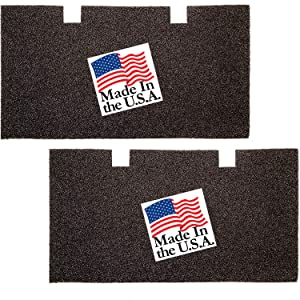 """Mission Automotive 2-Pack of Dometic Duo Therm -Compatible RV AC Replacement Filters - 14"""" x 7.5"""" - RV Air Conditioner Filter - Made in The USA - Comparable to 3313107.103/3105012.003"""