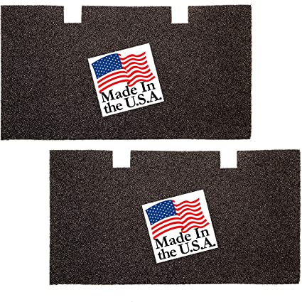 Mission Automotive 2-Pack of Dometic Duo Therm -Compatible RV AC  Replacement Filters - 14