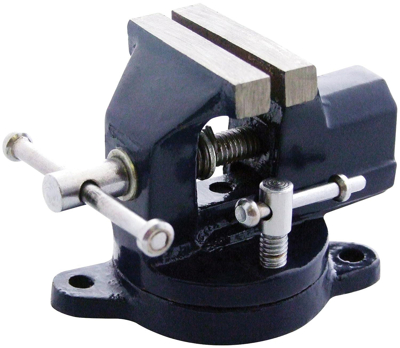Am-Tech 50 mm Rotatorio Tabla Vice, D3400 8V-Z4ZX-HIZX