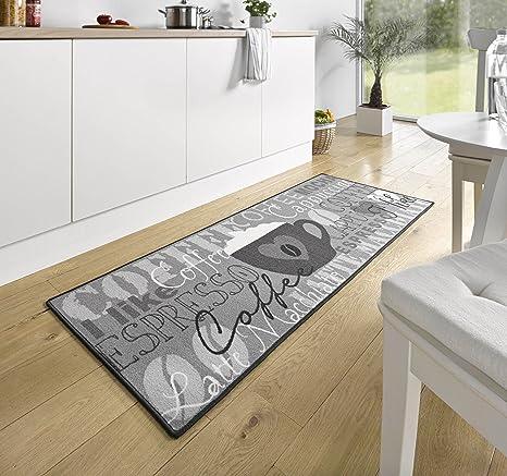 Hanse Home 102370 Tappeto Da Cucina Motivo Tazzina Caffe 67 X