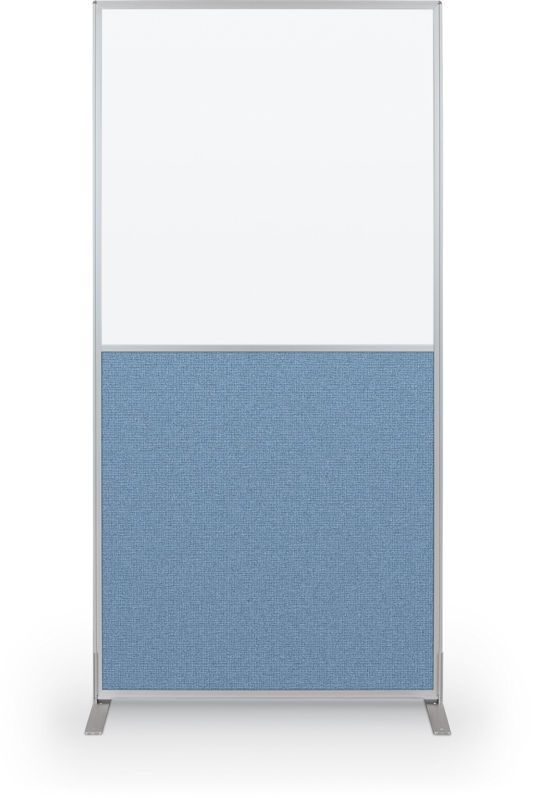 Best-Rite 72 x 36 Inch Standard Modular Divider Panel, Markerboard and Blue Fabric, (66223) by Best-Rite (Image #2)