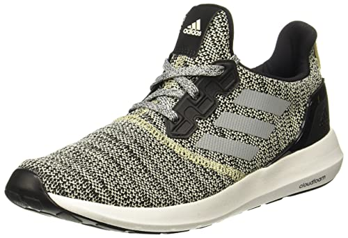timeless design e92c7 a0fdc Adidas Mens Zeta 1.0 M Ecrtin, Silvmt, Cblack Running Shoes-7 UK