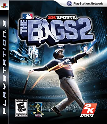 e2b55968b50ab The Bigs 2: Ps3: Amazon.co.uk: PC & Video Games
