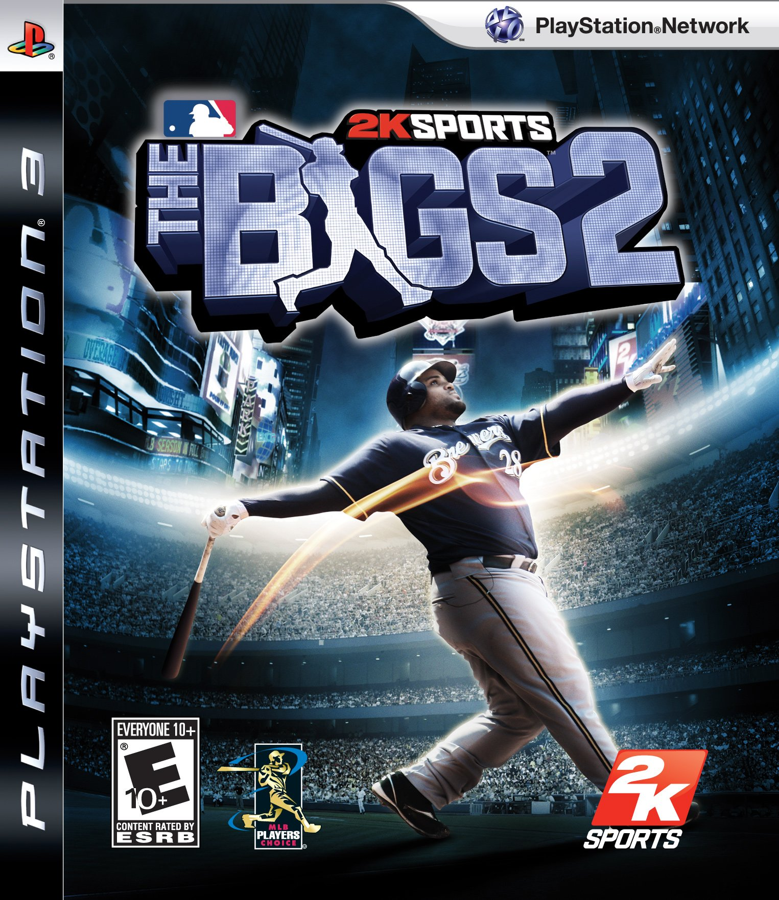 The Bigs 2 - Playstation 3 by 2K GAMES (Image #1)