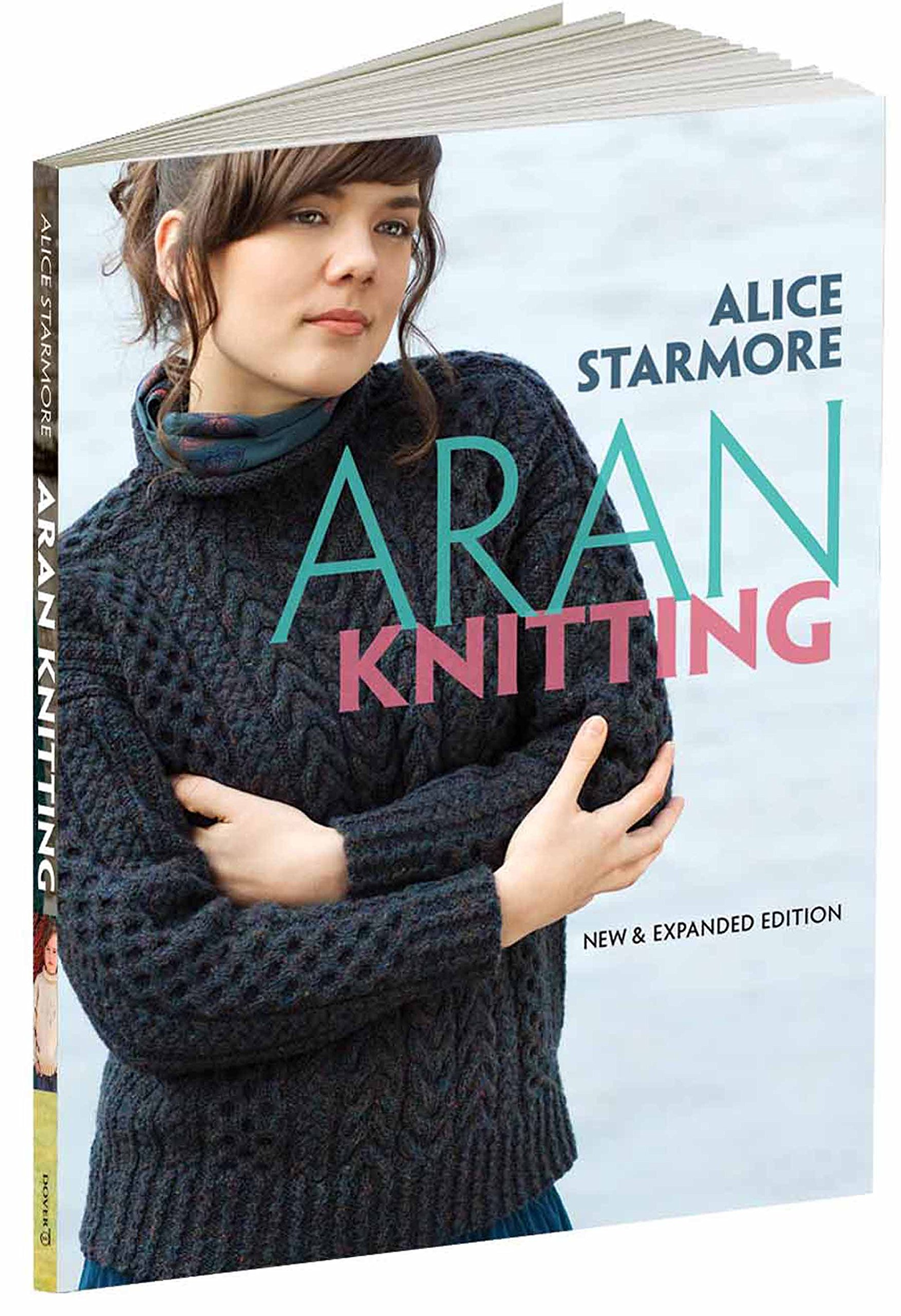 Aran Knitting (Dover Knitting, Crochet, Tatting, Lace)