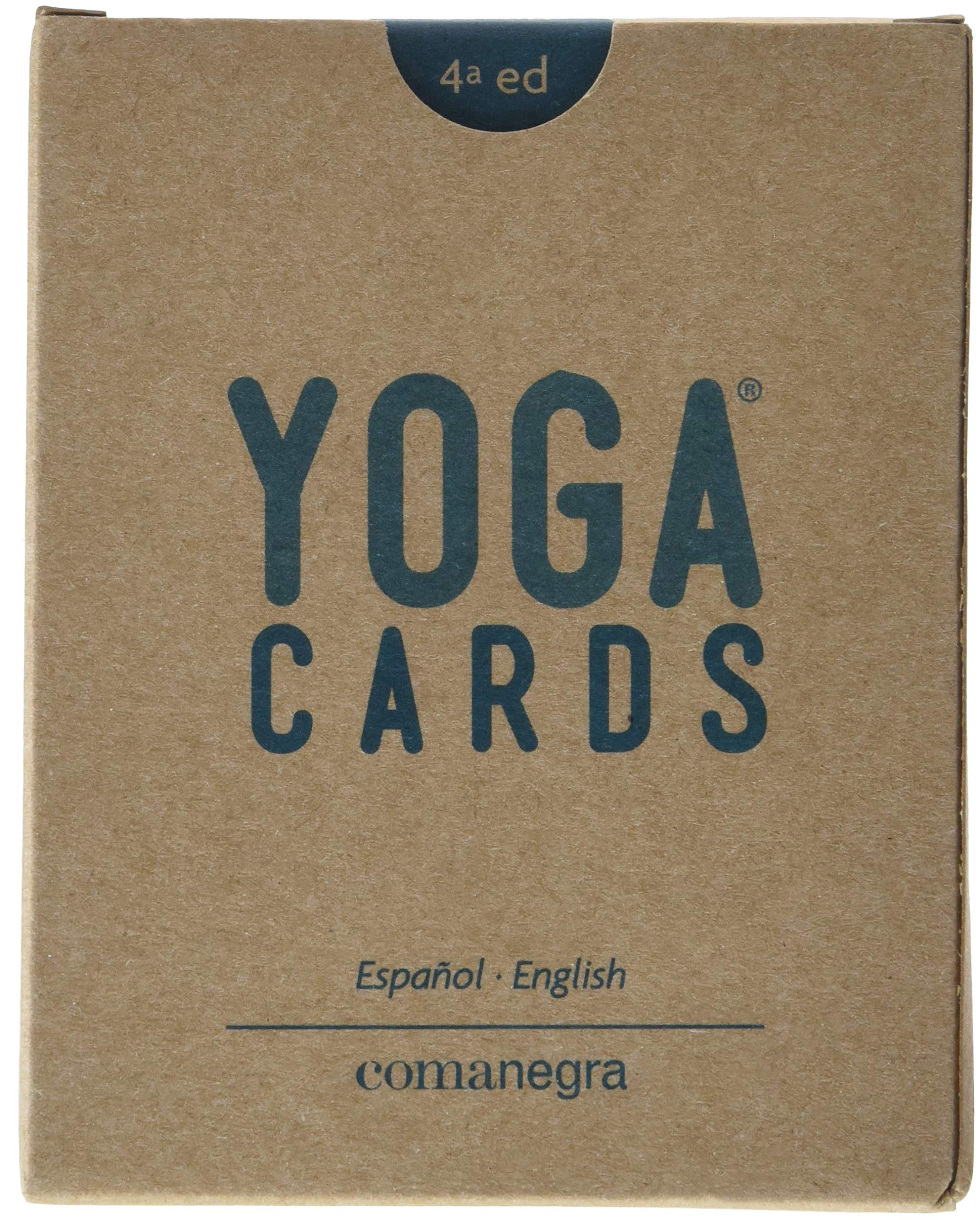 Yoga Cards (4ª edición): Pia Moure: 9788417188368: Amazon ...