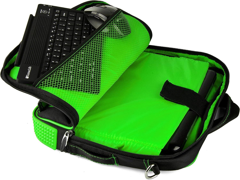 Pindar Laptop Shoulder Bag Case for HP Chromebook 14 G3 14 inch Laptops
