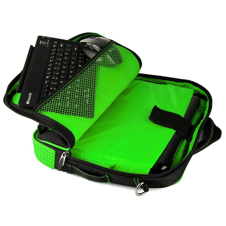 VG Pindar Messenger Bag for Dell 10.1 to 12.1//13.3 to 14/ö//15 to 17.3/ö Laptop