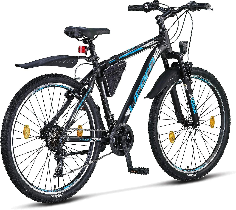 Bicicleta de montaña Licorne Bike Effect de 26 pulgadas ...