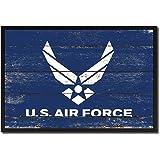 "Amazon.com: USAF Air Force Logo Aluminum Sign 12"", United"