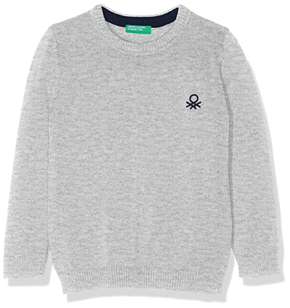 United Colors of Benetton Sweater L/S, Jersey para Niños: Amazon.es: Ropa y accesorios