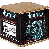 Drumlite DLK1D Dual LED Banded Lighting Kit for Drums