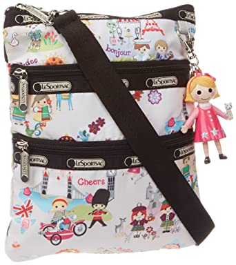 96bd3225732 LeSportsac Kasey With Charm Cross Body