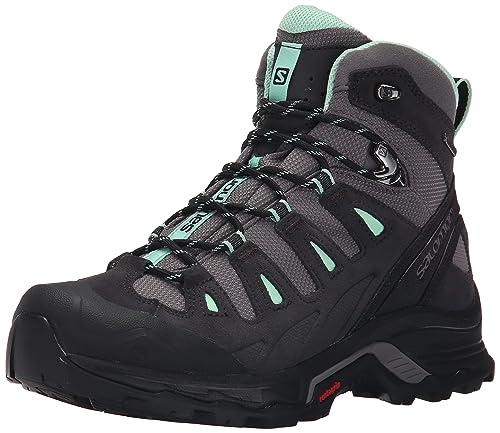 Salomon Quest Prime GTX - Zapatillas de Senderismo Mujer: Amazon.es: Zapatos y complementos