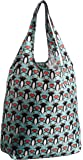 Re-uz Women's Carrier Gym Shopping Water Resistant Holiday Bag