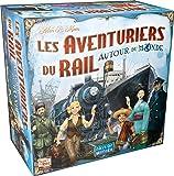 Asmodee - AVE18 - Les Aventuriers du Rail - Autour Du Monde