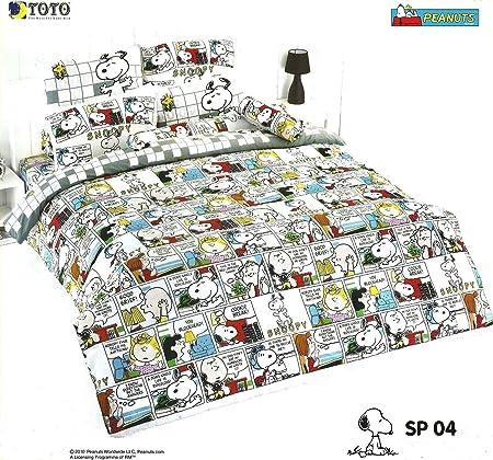 Lenzuola Matrimoniali Snoopy.Snoopy Peanuts Bedding Set King Size Sp04 1 Four Season