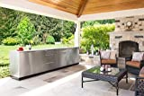 """NewAge Products Outdoor Kitchen Classic 104"""" W x"""