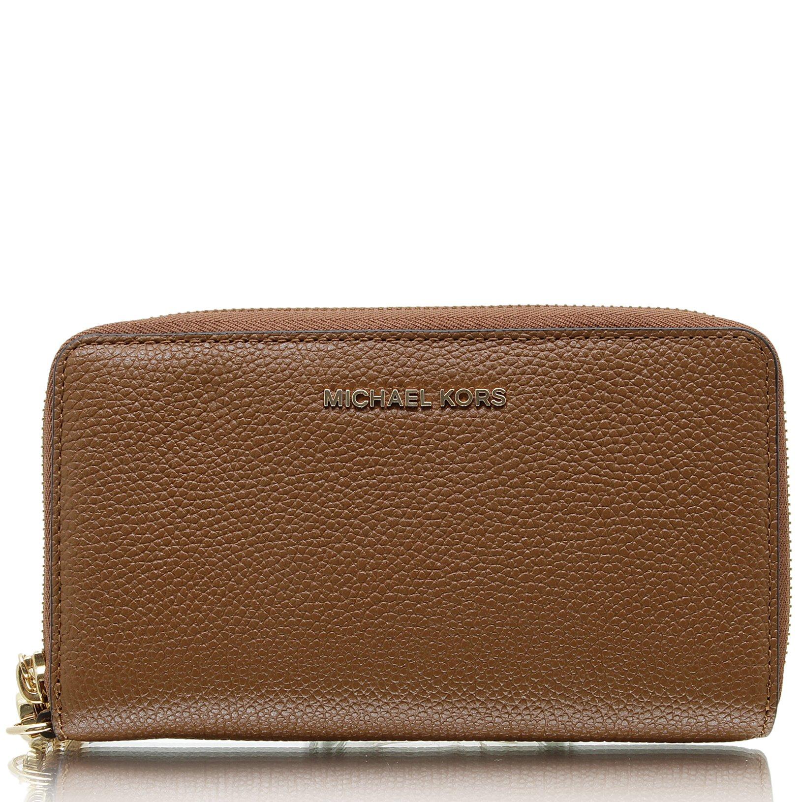 MICHAEL Michael Kors KORS STUDIO Large Flat Phone Case Wristlet Luggage