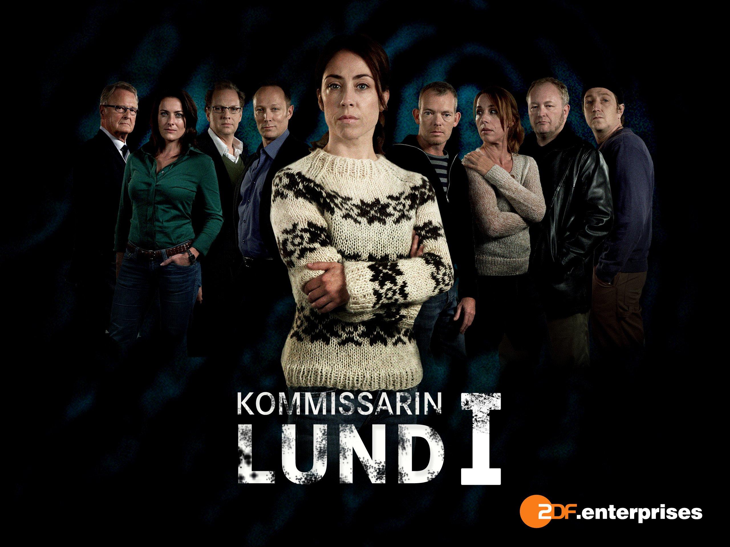 Komissarin Lund