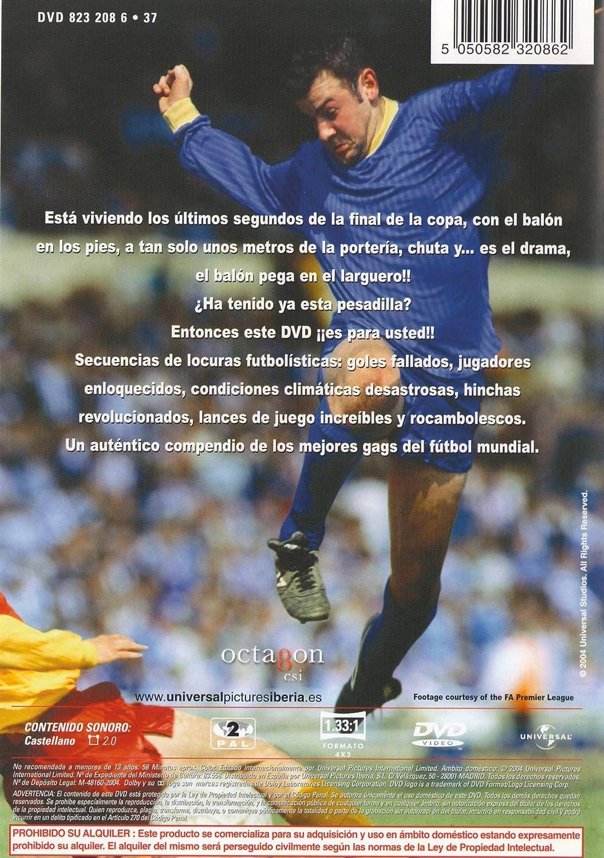 Pelotas fuera - El lado divertido del fútbol: Amazon.es: Cine y ...