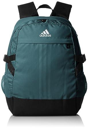 73ce1b5c3a8f8 adidas 3 Stripe Medium Power III Backpack - Green Green