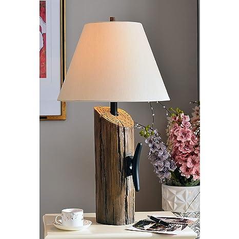 Amazon.com: MISC - Lámpara de mesa para barco, diseño de ...