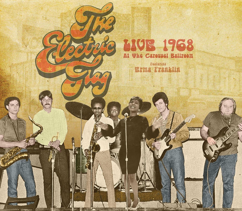 Live Carousel 1968