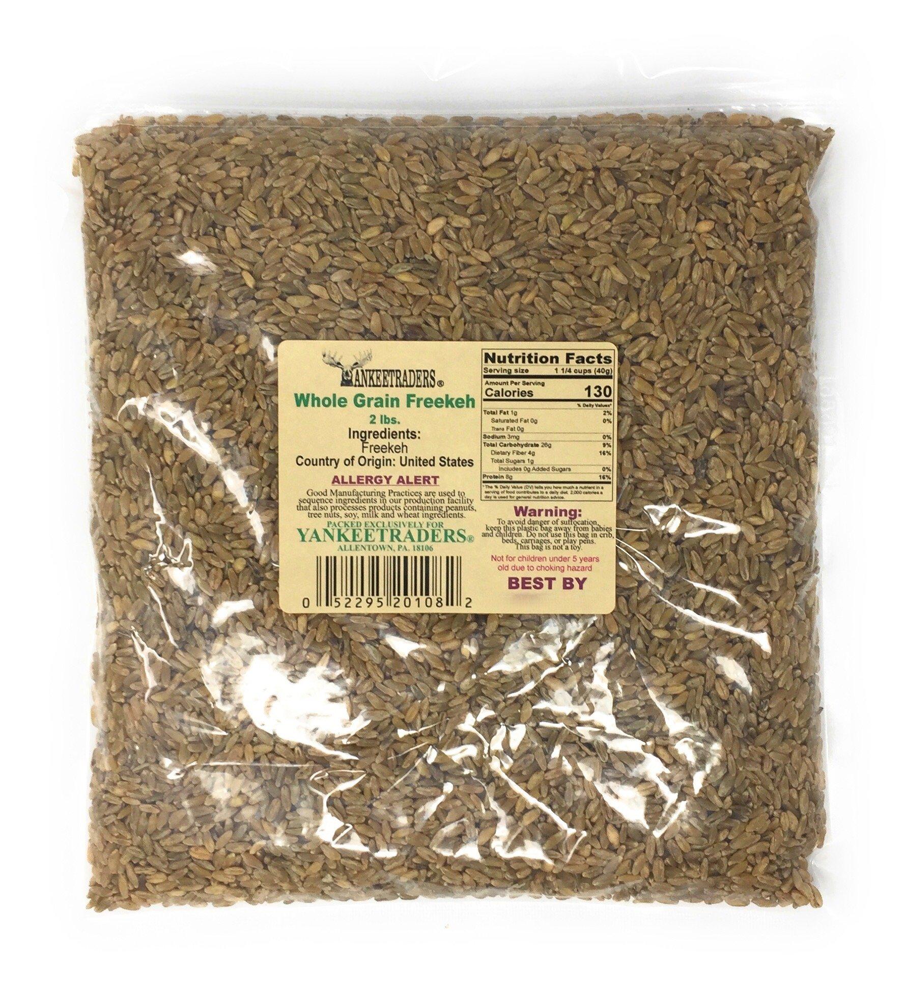 Yankee Traders Freekeh, Whole Grain, 2 Lb