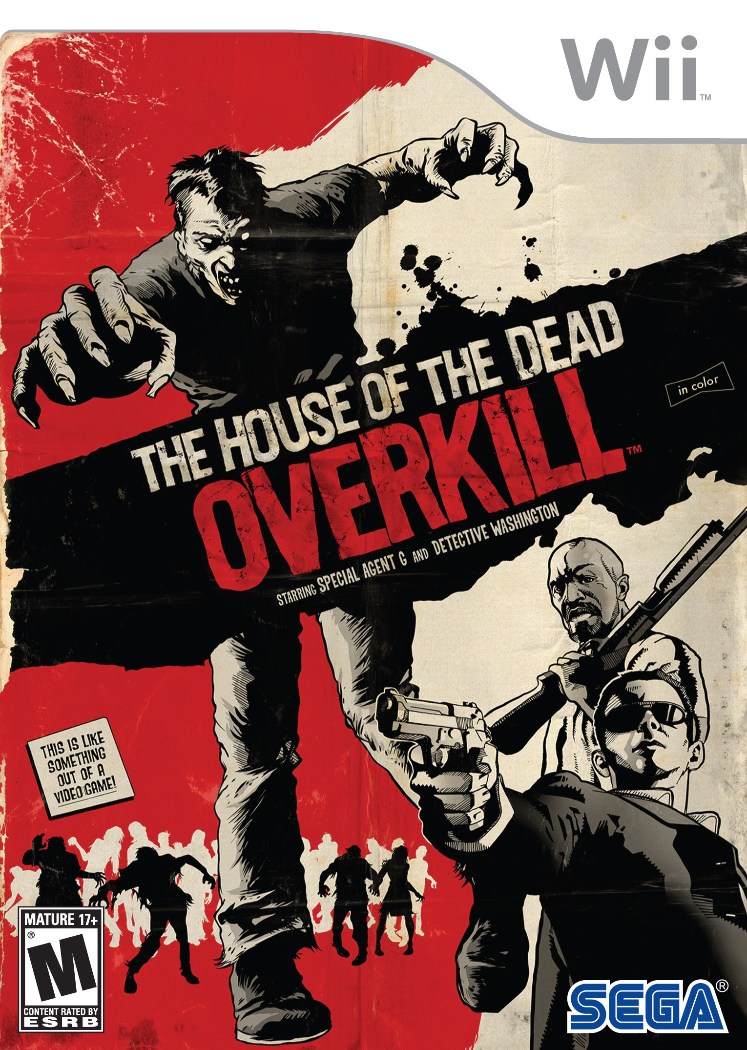 House of the Dead: Overkill - Nintendo Wii by SEGA (Image #14)
