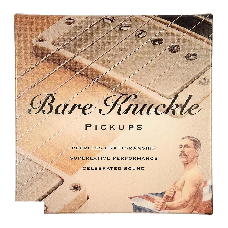 Bare Knuckle Humbucker The Mule Bridge Nickel