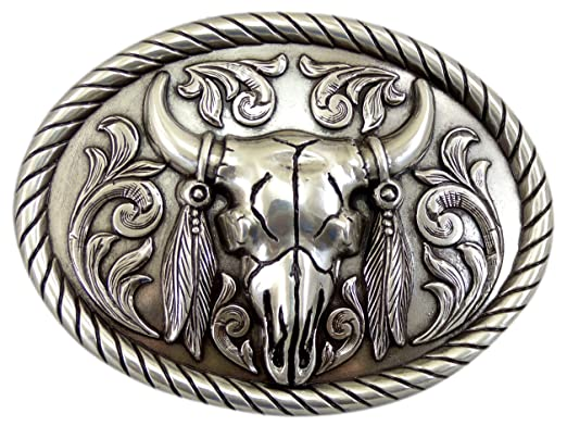 Nocona Heart Gürtelschnalle Western Buckle Cowboy USA