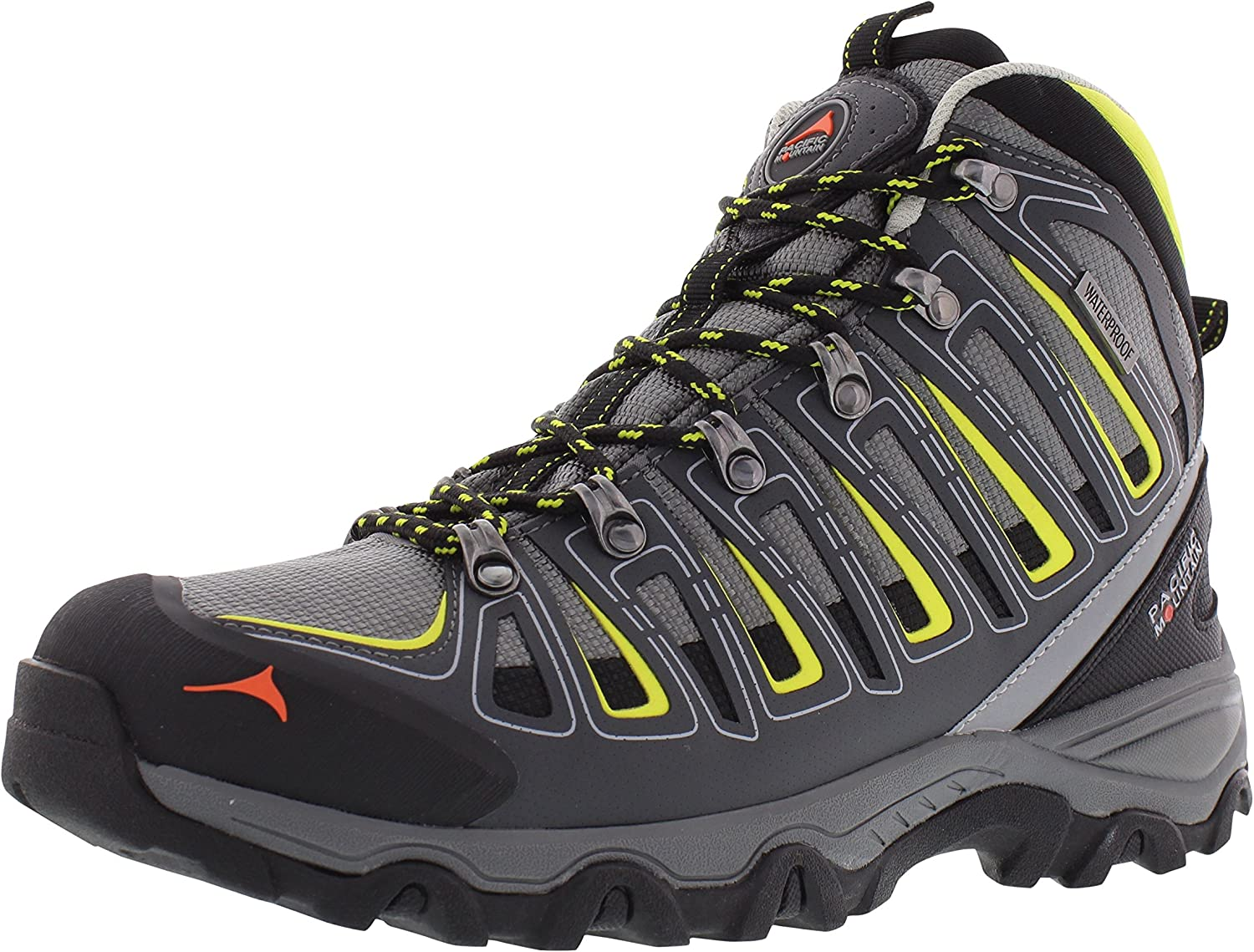Pacific Mountain Incline Mens Waterproof Hiking Backpacking