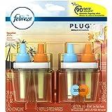 Febreze PLUG Air Freshener Refills Hawaiian Aloha (2 Count, 1.75 oz)