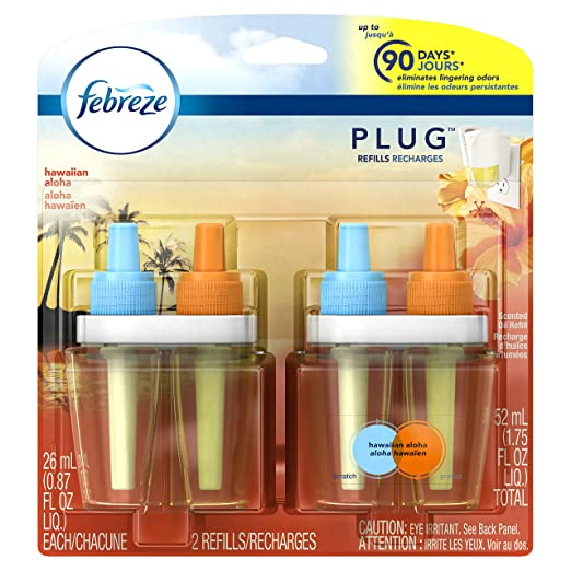 Febreze PLUG Air Freshener Ref...